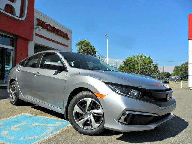 2019 Honda Civic LX (Stk: 10568) in Brockville - Image 5 of 16