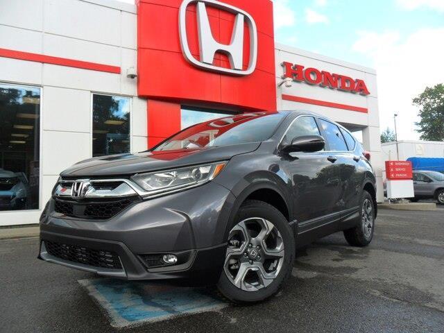 2019 Honda CR-V EX (Stk: 10579) in Brockville - Image 1 of 19