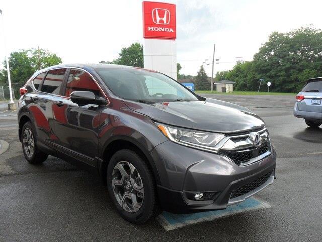 2019 Honda CR-V EX (Stk: 10579) in Brockville - Image 7 of 19