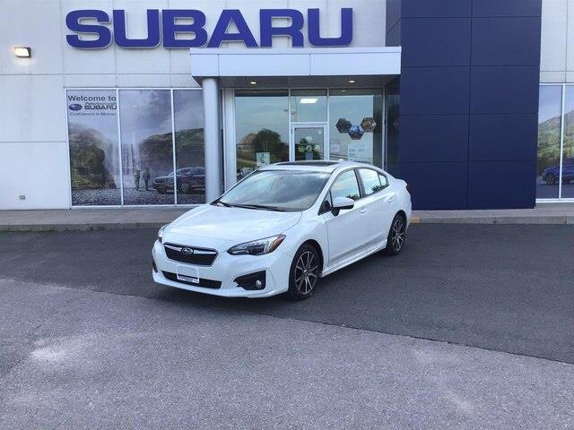 2019 Subaru Impreza Sport-tech (Stk: S3912) in Peterborough - Image 2 of 17