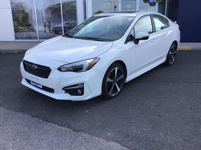 2019 Subaru Impreza Sport-tech (Stk: S3912) in Peterborough - Image 1 of 17