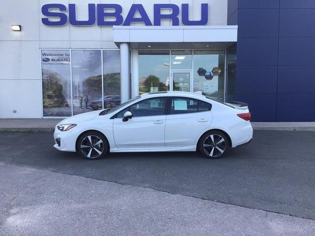 2019 Subaru Impreza Sport-tech (Stk: S3912) in Peterborough - Image 4 of 17