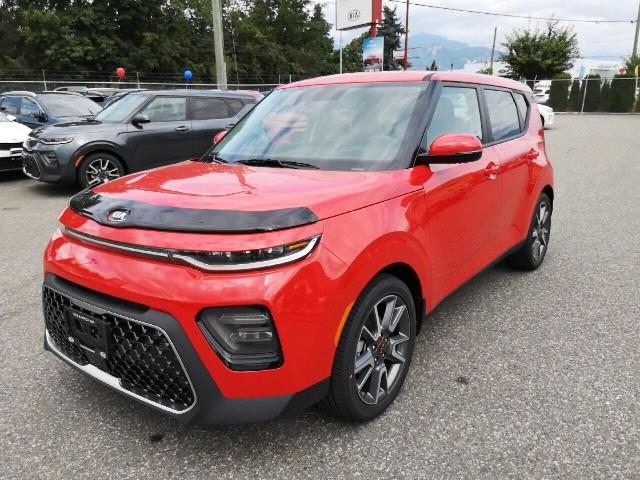 2020 Kia Soul EX Limited (Stk: K05-8833) in Chilliwack - Image 1 of 16