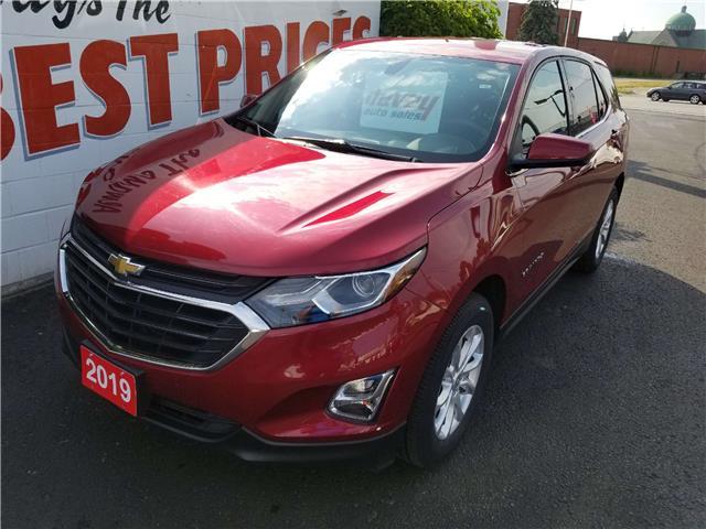 2019 Chevrolet Equinox 1LT (Stk: 19-458) in Oshawa - Image 1 of 14