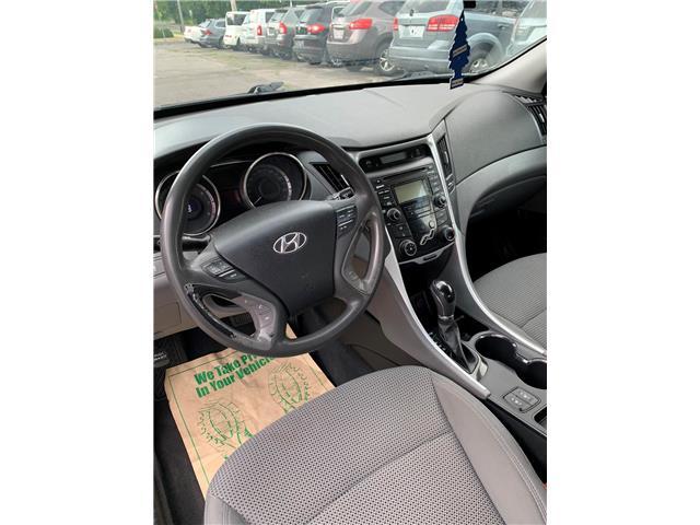 2012 Hyundai Sonata GLS (Stk: ) in Cobourg - Image 10 of 12