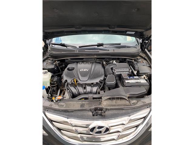 2012 Hyundai Sonata GLS (Stk: ) in Cobourg - Image 12 of 12