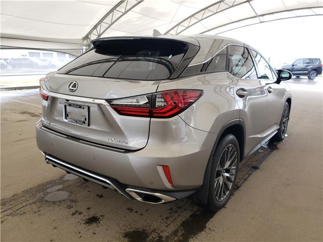 2019 Lexus RX 350 Base (Stk: L19539) in Calgary - Image 4 of 5