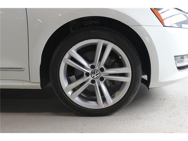 2014 Volkswagen Passat 2.0 TDI Highline (Stk: 067289) in Vaughan - Image 2 of 26