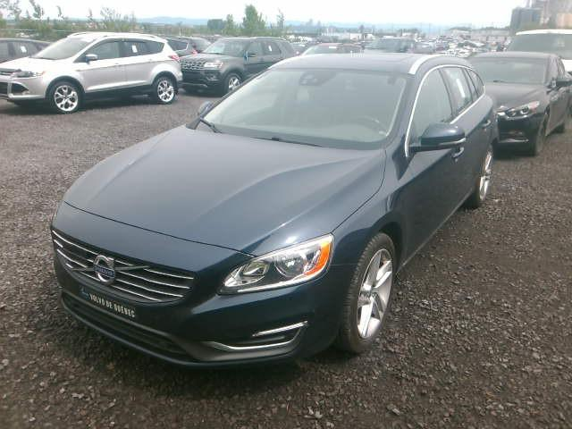 2015 Volvo V60 T5 Premier Plus (Stk: 5835) in Stittsville - Image 1 of 8