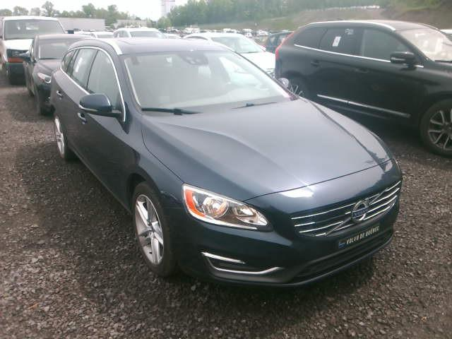 2015 Volvo V60 T5 Premier Plus (Stk: 5835) in Stittsville - Image 2 of 8