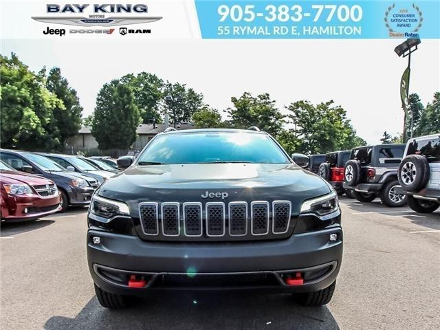 2019 Jeep Cherokee Trailhawk (Stk: 197529) in Hamilton - Image 2 of 21