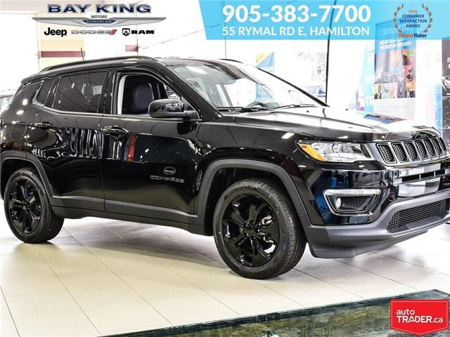 2019 Jeep Compass North (Stk: 197548) in Hamilton - Image 1 of 16