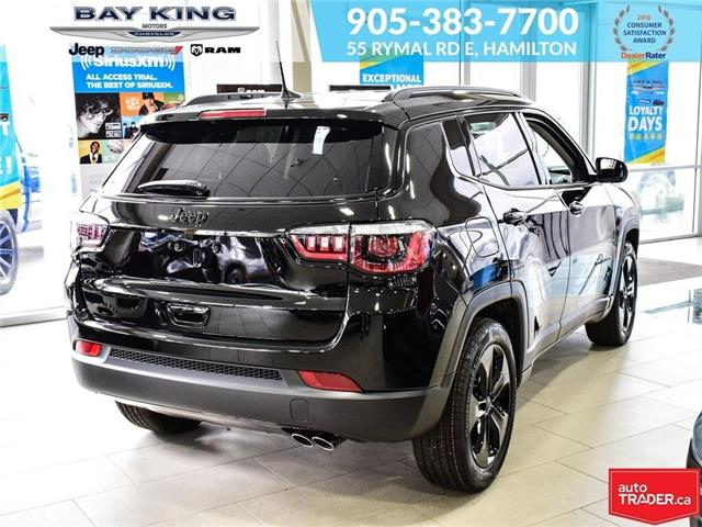 2019 Jeep Compass North (Stk: 197548) in Hamilton - Image 2 of 16