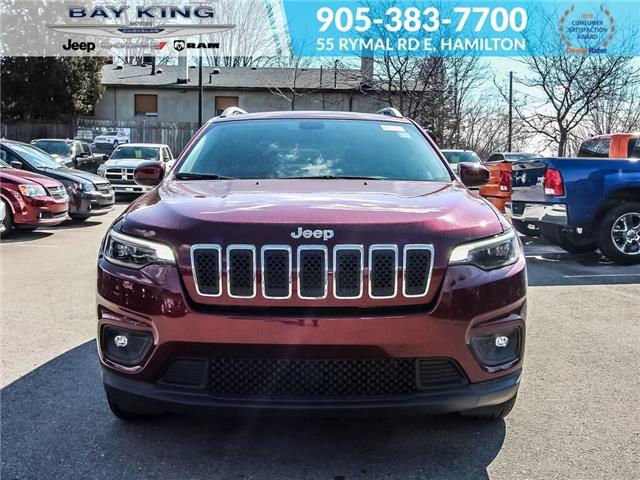 2019 Jeep Cherokee North (Stk: 197583) in Hamilton - Image 2 of 23