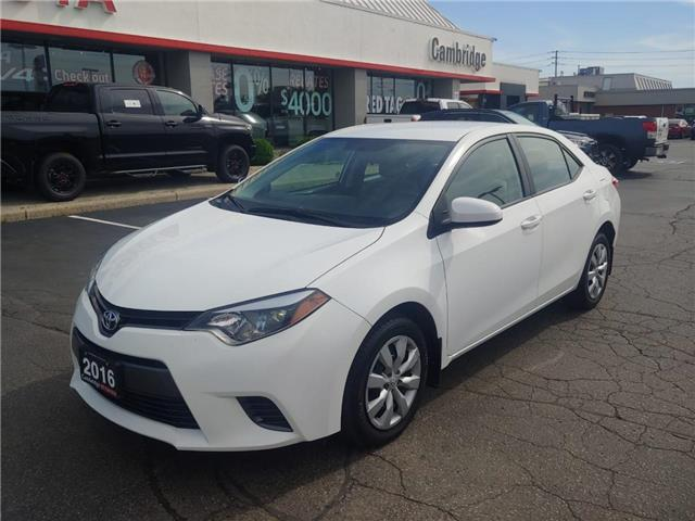 2016 Toyota Corolla  (Stk: P0055400) in Cambridge - Image 2 of 15