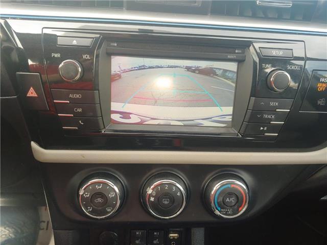 2016 Toyota Corolla  (Stk: P0055400) in Cambridge - Image 14 of 15