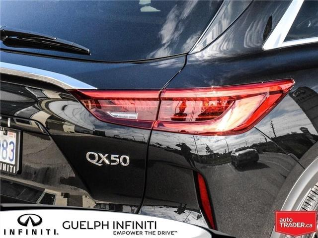 2019 Infiniti QX50 Autograph (Stk: I6736) in Guelph - Image 7 of 20