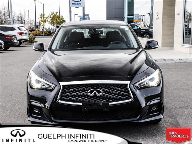 2019 Infiniti Q50 3.0T Sport (Stk: I6813) in Guelph - Image 2 of 24
