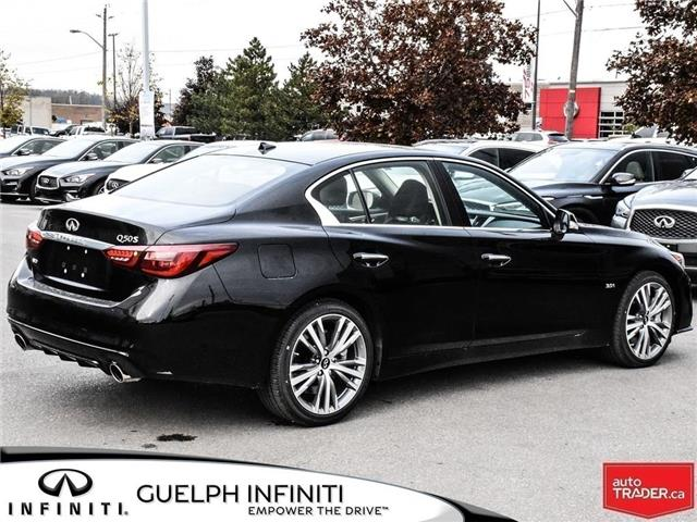2019 Infiniti Q50 3.0T Sport (Stk: I6813) in Guelph - Image 4 of 24