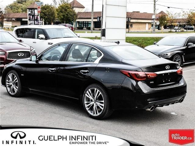 2019 Infiniti Q50 3.0T Sport (Stk: I6813) in Guelph - Image 6 of 24