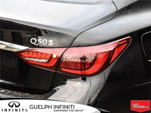 2019 Infiniti Q50 3.0T Sport (Stk: I6813) in Guelph - Image 7 of 24