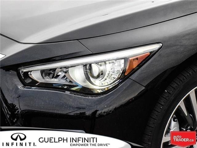 2019 Infiniti Q50 3.0T Sport (Stk: I6813) in Guelph - Image 9 of 24