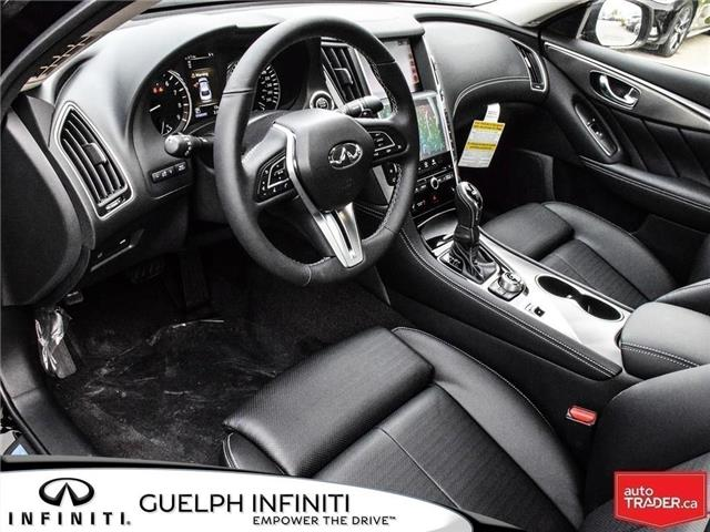 2019 Infiniti Q50 3.0T Sport (Stk: I6813) in Guelph - Image 12 of 24
