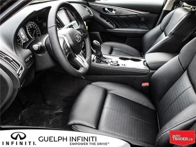 2019 Infiniti Q50 3.0T Sport (Stk: I6813) in Guelph - Image 13 of 24