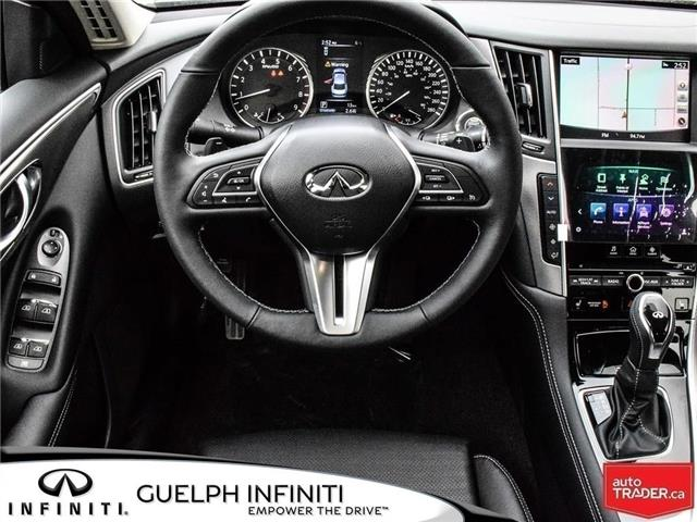 2019 Infiniti Q50 3.0T Sport (Stk: I6813) in Guelph - Image 17 of 24