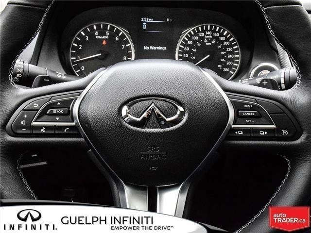 2019 Infiniti Q50 3.0T Sport (Stk: I6813) in Guelph - Image 19 of 24