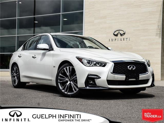 2019 Infiniti Q50 3.0t Signature Edition (Stk: I6814) in Guelph - Image 1 of 21