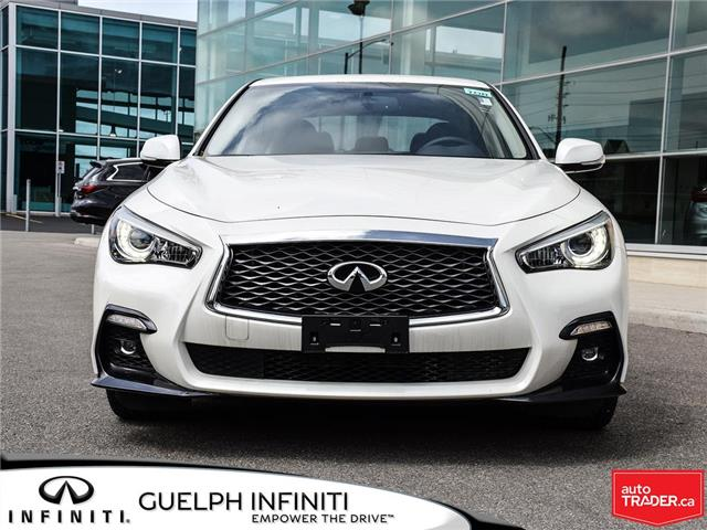 2019 Infiniti Q50 3.0t Signature Edition (Stk: I6814) in Guelph - Image 2 of 21