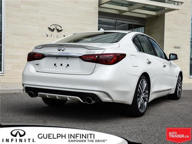 2019 Infiniti Q50 3.0t Signature Edition (Stk: I6814) in Guelph - Image 4 of 21