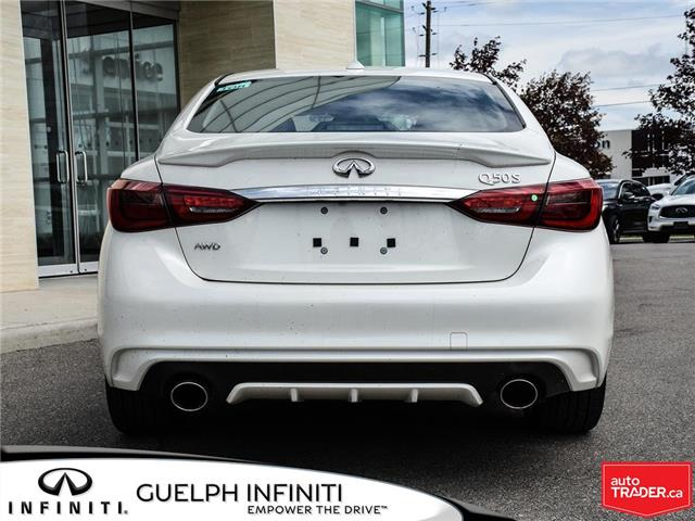 2019 Infiniti Q50 3.0t Signature Edition (Stk: I6814) in Guelph - Image 5 of 21