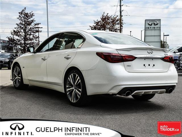 2019 Infiniti Q50 3.0t Signature Edition (Stk: I6814) in Guelph - Image 6 of 21