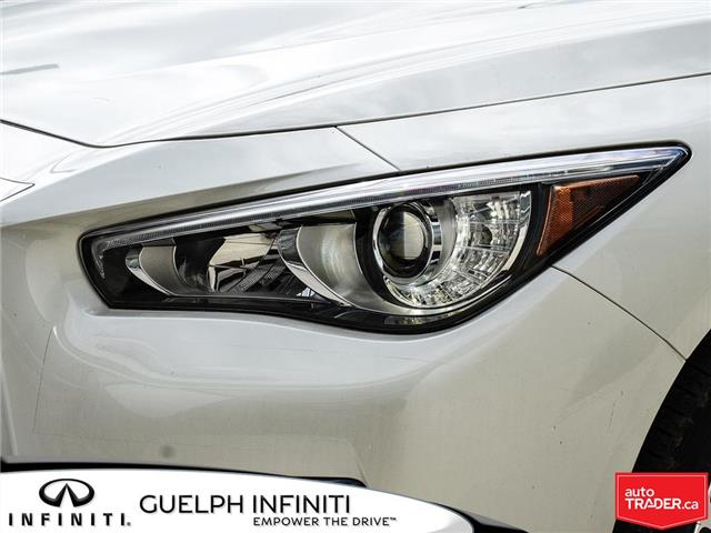 2019 Infiniti Q50 3.0t Signature Edition (Stk: I6814) in Guelph - Image 8 of 21