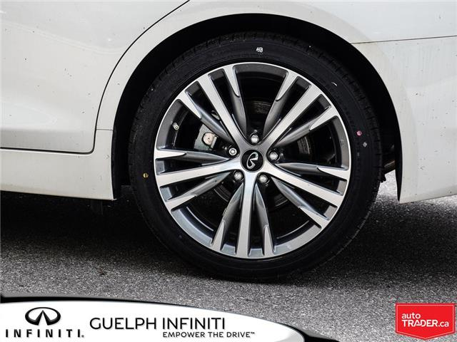 2019 Infiniti Q50 3.0t Signature Edition (Stk: I6814) in Guelph - Image 9 of 21