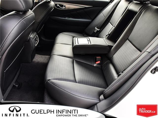 2019 Infiniti Q50 3.0t Signature Edition (Stk: I6814) in Guelph - Image 14 of 21