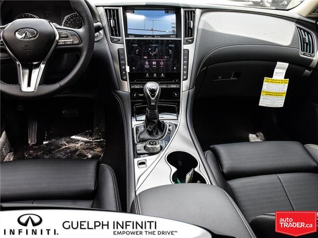 2019 Infiniti Q50 3.0t Signature Edition (Stk: I6814) in Guelph - Image 16 of 21