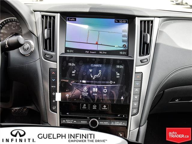 2019 Infiniti Q50 3.0t Signature Edition (Stk: I6814) in Guelph - Image 19 of 21