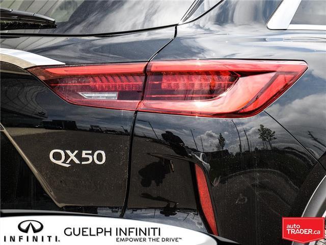2019 Infiniti QX50 Sensory (Stk: I6836) in Guelph - Image 8 of 23