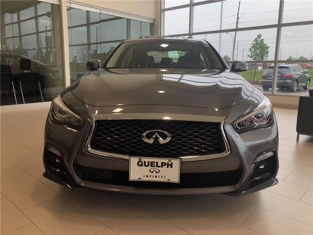 2019 Infiniti Q50 3.0t Signature Edition (Stk: I6837) in Guelph - Image 2 of 15