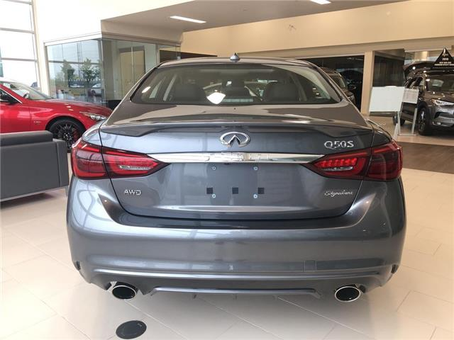 2019 Infiniti Q50 3.0t Signature Edition (Stk: I6837) in Guelph - Image 3 of 15