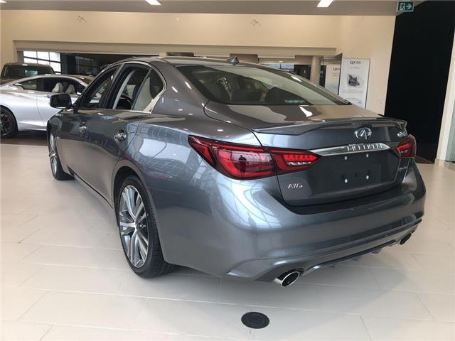 2019 Infiniti Q50 3.0t Signature Edition (Stk: I6837) in Guelph - Image 4 of 15