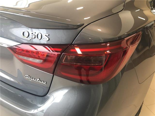 2019 Infiniti Q50 3.0t Signature Edition (Stk: I6837) in Guelph - Image 5 of 15