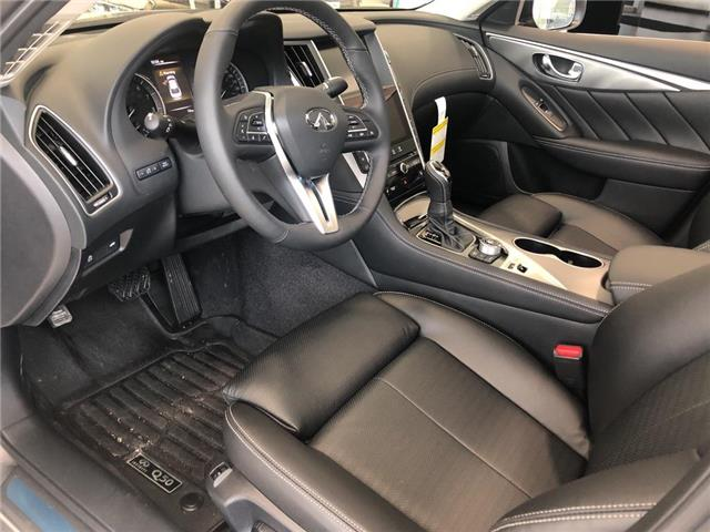 2019 Infiniti Q50 3.0t Signature Edition (Stk: I6837) in Guelph - Image 11 of 15