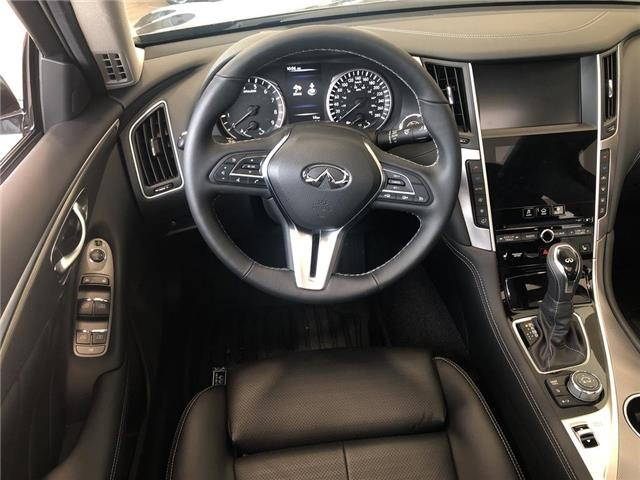 2019 Infiniti Q50 3.0t Signature Edition (Stk: I6837) in Guelph - Image 14 of 15