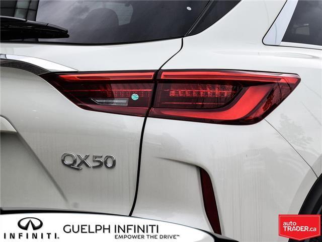 2019 Infiniti QX50 Sensory (Stk: I6753) in Guelph - Image 7 of 25