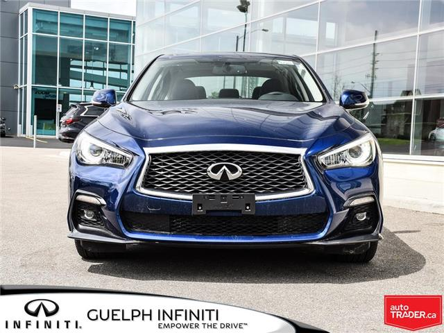 2019 Infiniti Q50 3.0t Signature Edition (Stk: I6894) in Guelph - Image 2 of 23