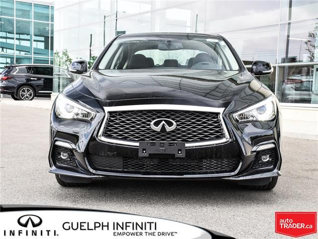 2019 Infiniti Q50 3.0t Signature Edition (Stk: I6887) in Guelph - Image 2 of 23